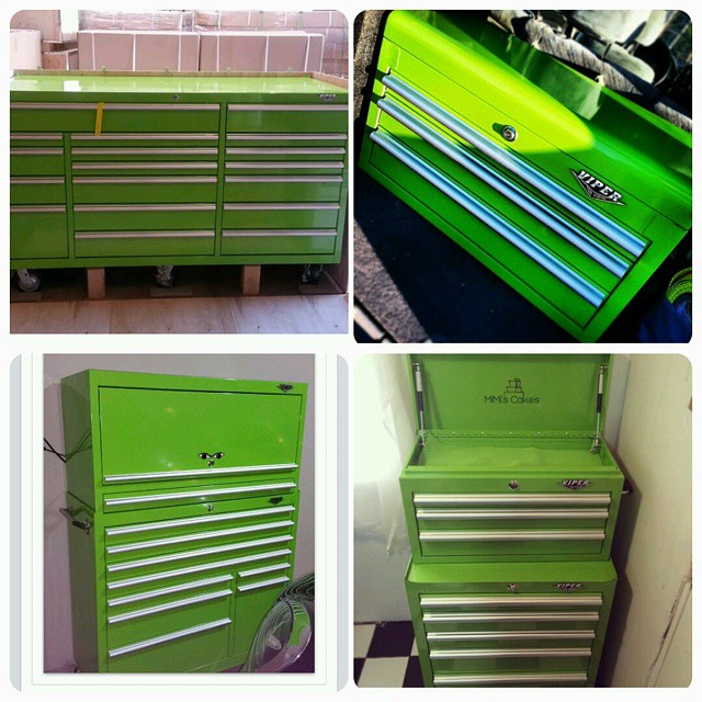 Just a few options of our boxes in Lime Greenhellip