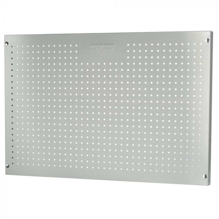 superb Stainless Steel Pegboards Part - 6: 2u2032 by 3u2032 Stainless Steel Pegboard